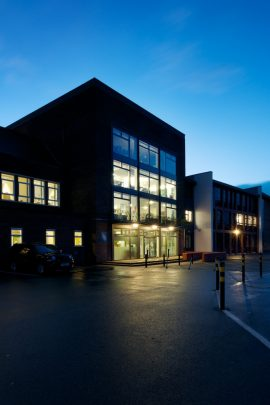 The Tiffin Girls' School Sixth Form Centre