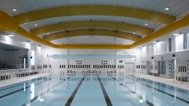 Haberdashers' Aske's School for Girls Swimming Pool