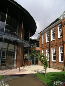 Tiffin School Learning Resource Centre