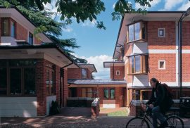 New College, University of Oxford Student Accommodation